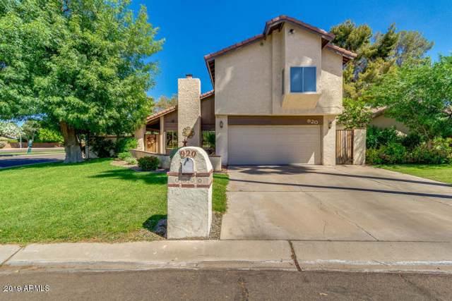 920 E Driftwood Drive, Tempe, AZ 85283 (MLS #5974343) :: Dave Fernandez Team | HomeSmart
