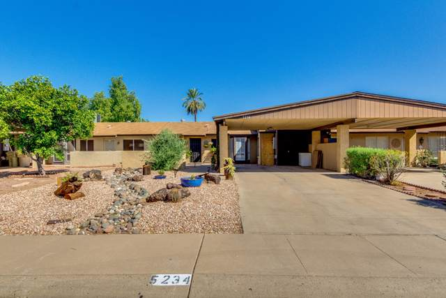 5234 W Carol Avenue, Glendale, AZ 85302 (MLS #5974347) :: The Property Partners at eXp Realty