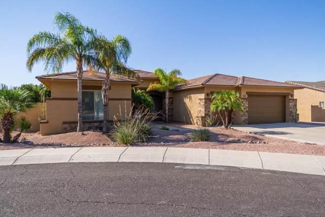 4631 W Marcus Drive, Phoenix, AZ 85083 (MLS #5974505) :: Brett Tanner Home Selling Team