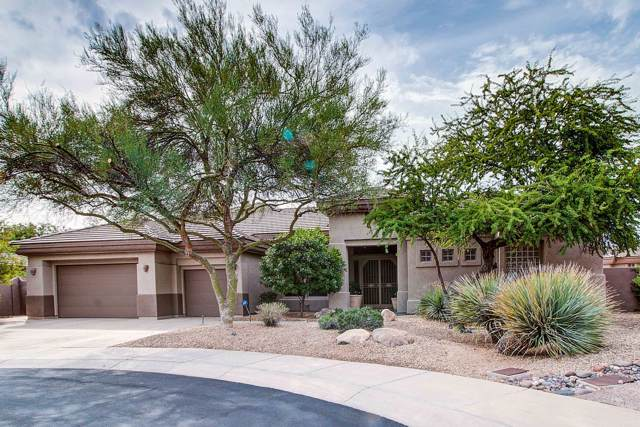 6350 E Amber Sun Drive, Scottsdale, AZ 85266 (MLS #5974515) :: Revelation Real Estate