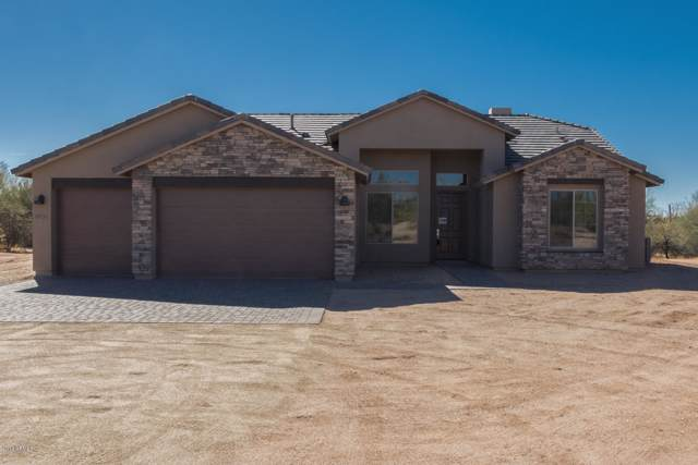 674 N Nafziger Road, Coolidge, AZ 85128 (MLS #5974578) :: Revelation Real Estate
