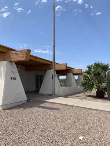 435 W Holmes Avenue, Mesa, AZ 85210 (MLS #5974585) :: Brett Tanner Home Selling Team