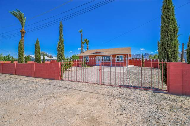 17995 S Oak Avenue, Eloy, AZ 85131 (MLS #5974593) :: Brett Tanner Home Selling Team