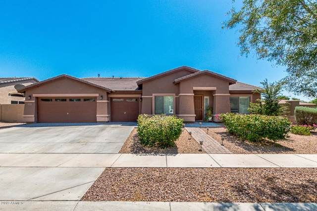 7627 W Peck Drive, Glendale, AZ 85303 (MLS #5974666) :: The Pete Dijkstra Team