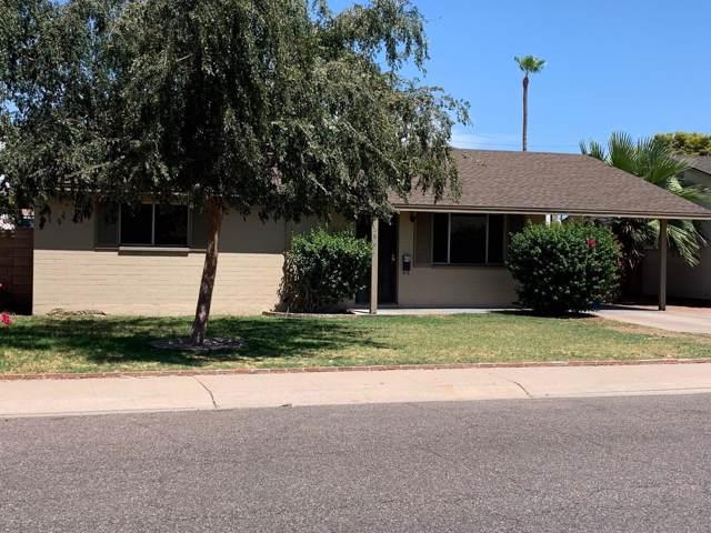3930 W El Camino Drive, Phoenix, AZ 85051 (MLS #5974671) :: Riddle Realty Group - Keller Williams Arizona Realty