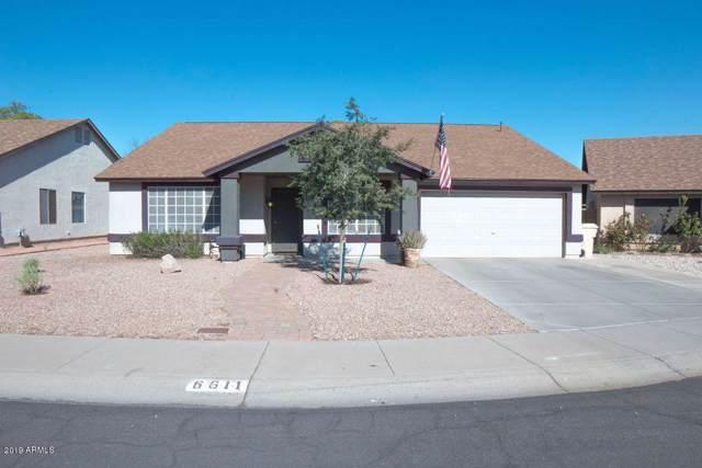 6611 N 87th Drive, Glendale, AZ 85305 (MLS #5974688) :: Brett Tanner Home Selling Team