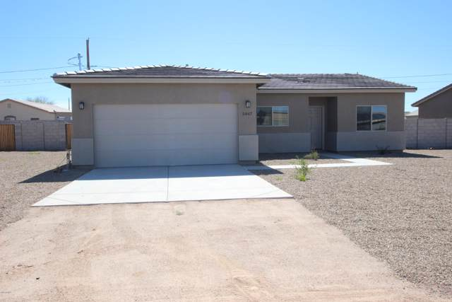 15141 S Patagonia Road, Arizona City, AZ 85123 (MLS #5974720) :: Brett Tanner Home Selling Team