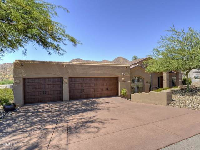 16224 N Cerro Alto Drive, Fountain Hills, AZ 85268 (MLS #5974833) :: Arizona Home Group