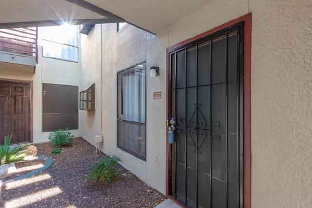 3434 W Danbury Drive A103, Phoenix, AZ 85053 (MLS #5974885) :: Conway Real Estate