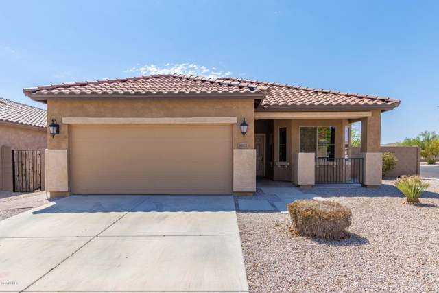1672 S 236TH Drive, Buckeye, AZ 85326 (MLS #5974920) :: Riddle Realty Group - Keller Williams Arizona Realty