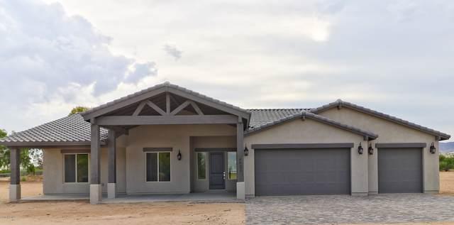 7XX E Galvin - Lot 2 Street, Phoenix, AZ 85086 (MLS #5974944) :: Revelation Real Estate