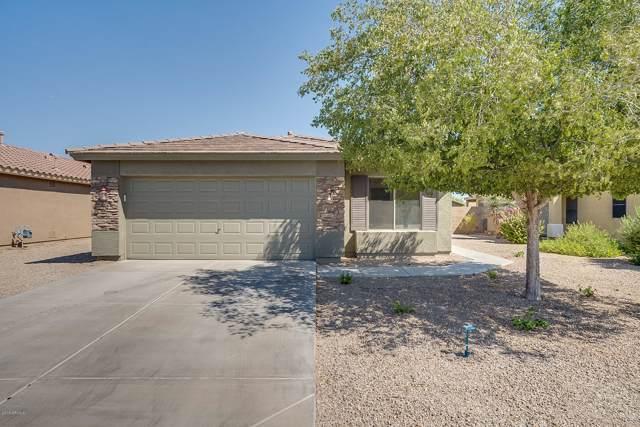 42312 W Bunker Drive, Maricopa, AZ 85138 (MLS #5974977) :: Revelation Real Estate