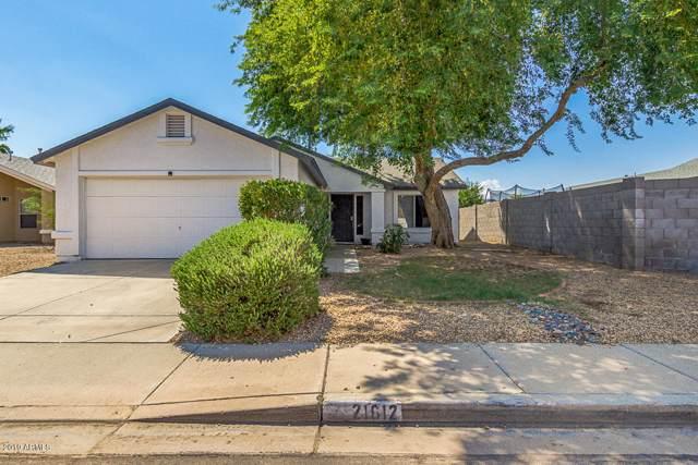 21612 N 37TH Avenue, Glendale, AZ 85308 (MLS #5974986) :: Occasio Realty