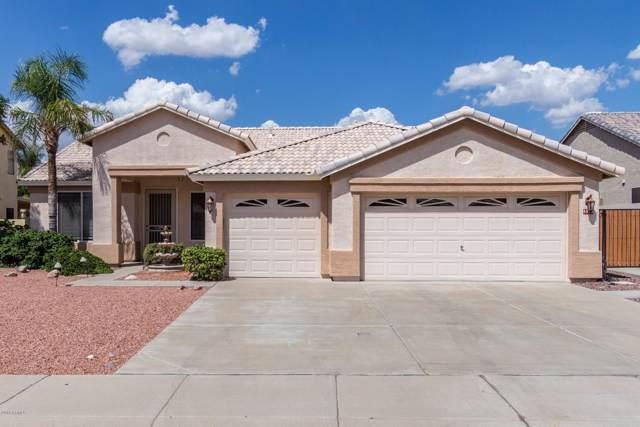 6960 W El Cortez Place, Peoria, AZ 85383 (MLS #5974989) :: Howe Realty