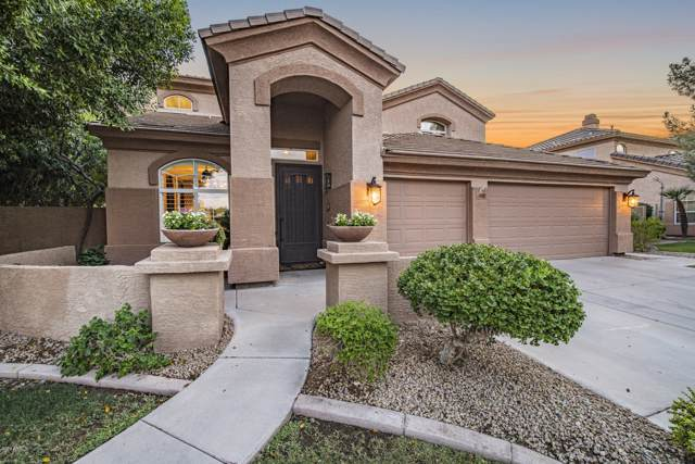 945 W Citrus Way, Chandler, AZ 85248 (MLS #5975078) :: Openshaw Real Estate Group in partnership with The Jesse Herfel Real Estate Group