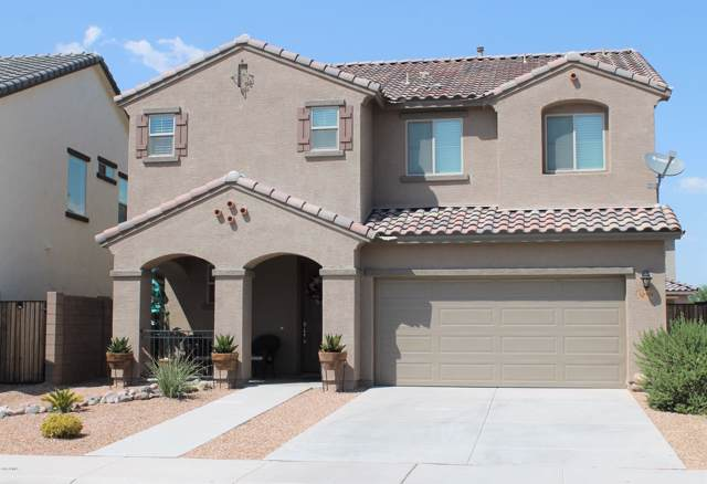 12034 W Briles Road, Peoria, AZ 85383 (MLS #5975085) :: Yost Realty Group at RE/MAX Casa Grande