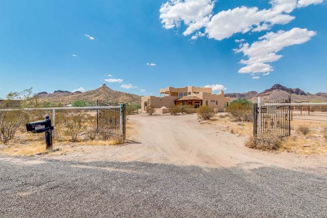 26532 N Gossner Road, Queen Creek, AZ 85142 (MLS #5975094) :: RE/MAX Excalibur