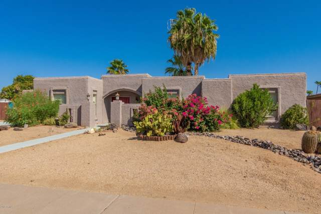 6530 E Voltaire Avenue, Scottsdale, AZ 85254 (MLS #5975182) :: Revelation Real Estate