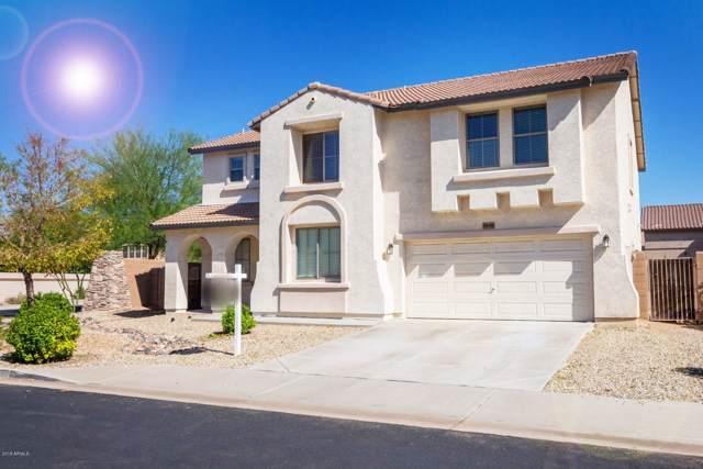 7854 W Spur Drive, Peoria, AZ 85383 (MLS #5975216) :: The Laughton Team