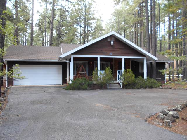 8512 Alchesay Drive, Pinetop, AZ 85935 (MLS #5975261) :: Arizona Home Group