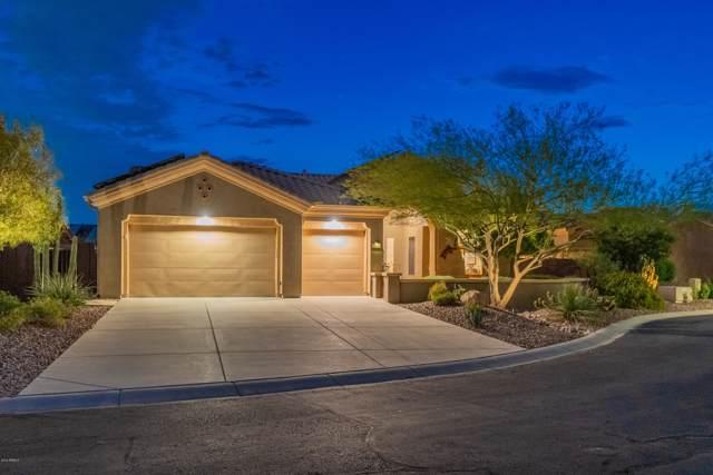 41824 N Iron Horse Court, Anthem, AZ 85086 (MLS #5975268) :: Revelation Real Estate