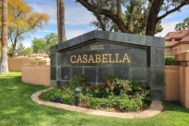 10101 N Arabian Trail #1005, Scottsdale, AZ 85258 (MLS #5975285) :: Brett Tanner Home Selling Team