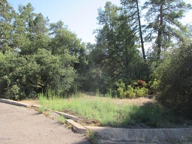 202 E Jura Circle, Payson, AZ 85541 (MLS #5975322) :: Brett Tanner Home Selling Team