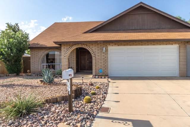 4915 W Laurie Lane, Glendale, AZ 85302 (MLS #5975324) :: Brett Tanner Home Selling Team
