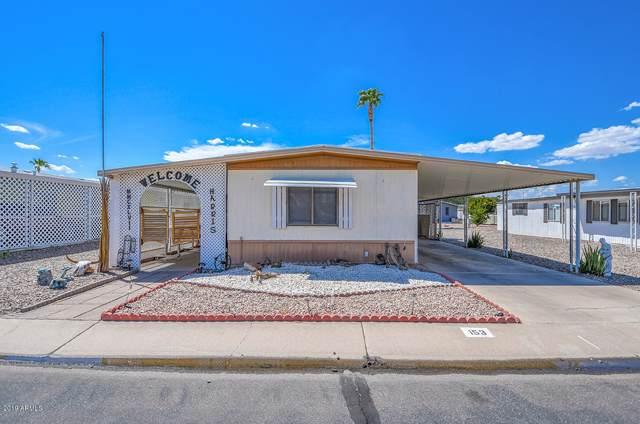 2100 N Trekell Road #153, Casa Grande, AZ 85122 (MLS #5975338) :: The W Group