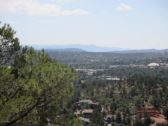 1001 N Falconcrest Drive, Payson, AZ 85541 (MLS #5975369) :: RE/MAX Excalibur