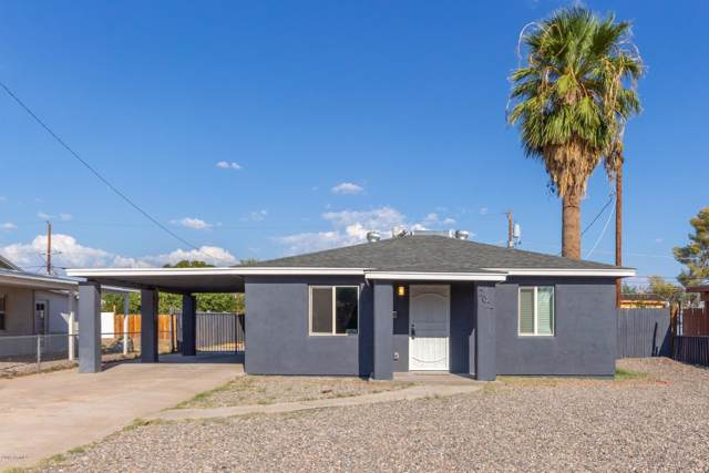 2027 N 28TH Place, Phoenix, AZ 85008 (MLS #5975390) :: The W Group