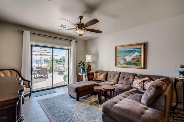 2511 W Queen Creek Road #122, Chandler, AZ 85248 (MLS #5975414) :: The Daniel Montez Real Estate Group