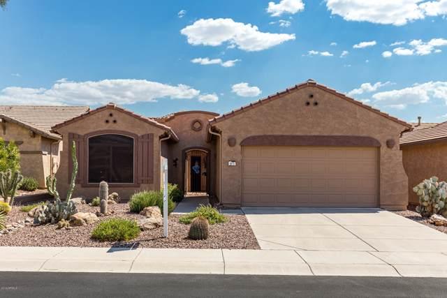 9815 E Prospector Drive, Gold Canyon, AZ 85118 (MLS #5975425) :: The Kenny Klaus Team