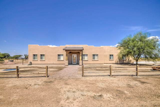 2510 E Dickey Lane, Casa Grande, AZ 85194 (MLS #5975426) :: Revelation Real Estate