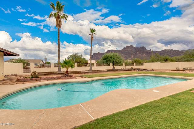436 S Higo Circle, Apache Junction, AZ 85120 (MLS #5975464) :: Revelation Real Estate