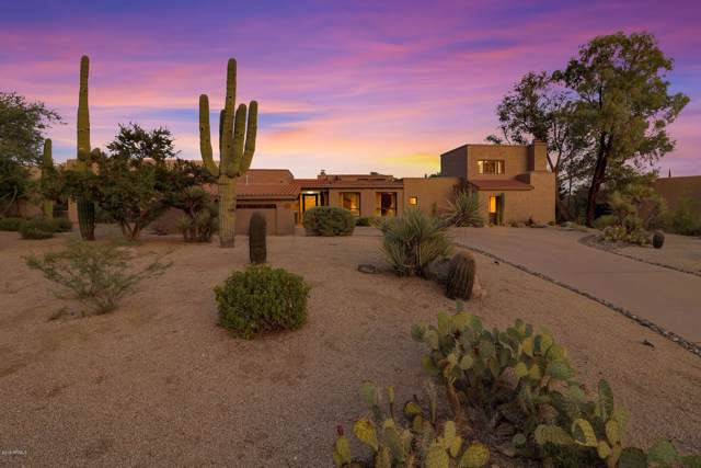 1007 E Boulder Drive, Carefree, AZ 85377 (MLS #5975506) :: Lux Home Group at  Keller Williams Realty Phoenix