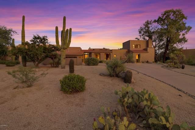 1007 E Boulder Drive, Carefree, AZ 85377 (MLS #5975506) :: Riddle Realty Group - Keller Williams Arizona Realty