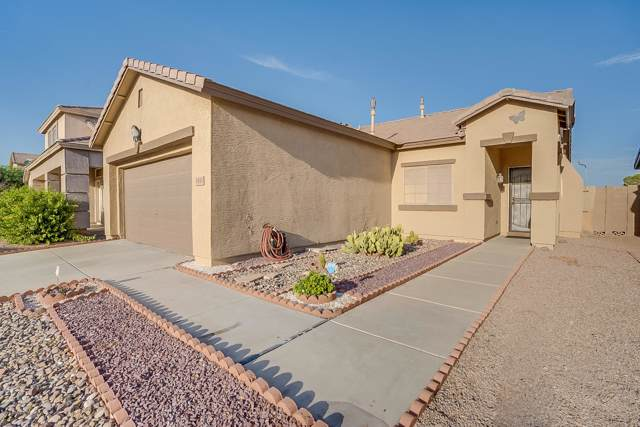 1411 S 7TH Street, Coolidge, AZ 85128 (MLS #5975549) :: Yost Realty Group at RE/MAX Casa Grande