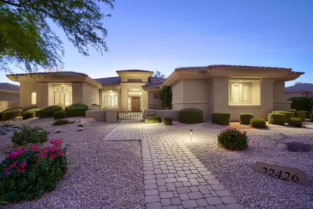 22426 N 54TH Place, Phoenix, AZ 85054 (MLS #5975559) :: Conway Real Estate