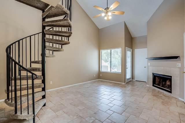 19820 N 13TH Avenue #274, Phoenix, AZ 85027 (MLS #5975593) :: Brett Tanner Home Selling Team