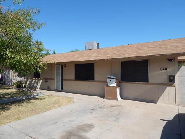 648 E Carla Vista Drive, Chandler, AZ 85225 (MLS #5975648) :: The W Group