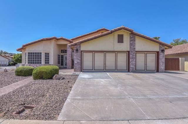 10762 N 55th Drive, Glendale, AZ 85304 (MLS #5975725) :: REMAX Professionals