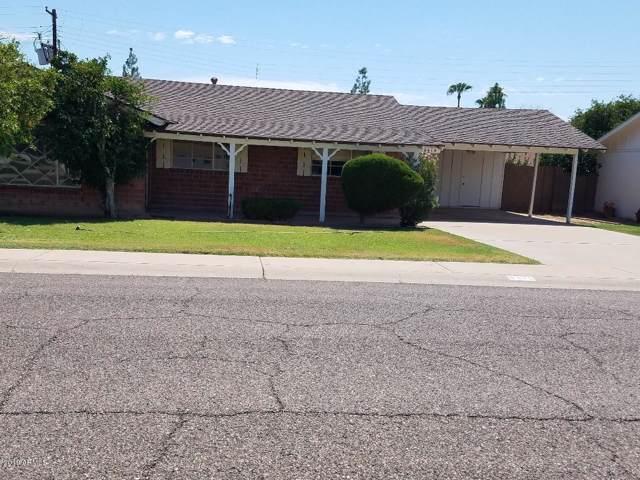 8419 E Rancho Vista Drive, Scottsdale, AZ 85251 (MLS #5975745) :: The Property Partners at eXp Realty