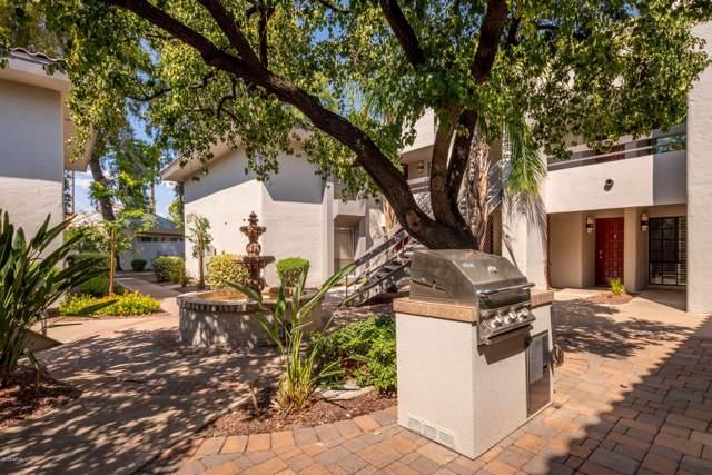 5205 N 24TH Street #106, Phoenix, AZ 85016 (MLS #5975747) :: Brett Tanner Home Selling Team