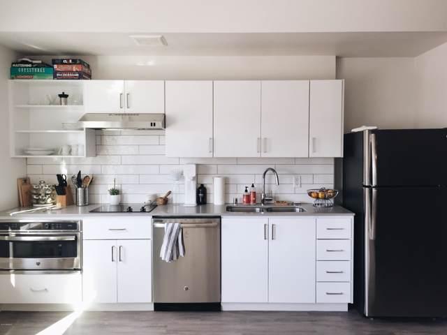 1130 N 2nd Street #306, Phoenix, AZ 85004 (MLS #5975771) :: Brett Tanner Home Selling Team