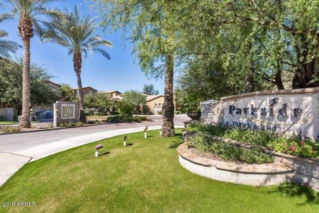 1920 E Bell Road #1104, Phoenix, AZ 85022 (MLS #5975787) :: Brett Tanner Home Selling Team