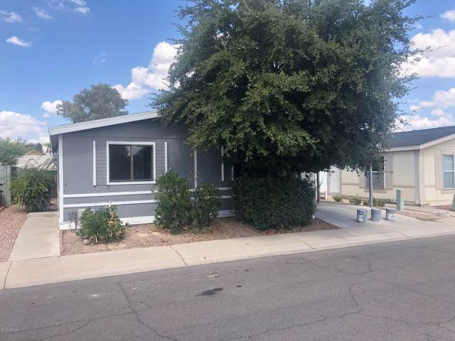 11275 N 99TH Avenue #13, Peoria, AZ 85345 (MLS #5975837) :: Cindy & Co at My Home Group
