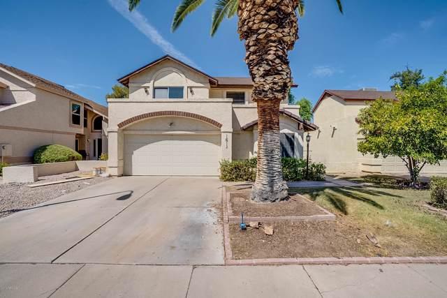 1612 N Calle Circle, Chandler, AZ 85224 (MLS #5975842) :: The W Group