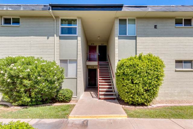 6767 N 7TH Street #119, Phoenix, AZ 85014 (MLS #5975901) :: The Everest Team at eXp Realty