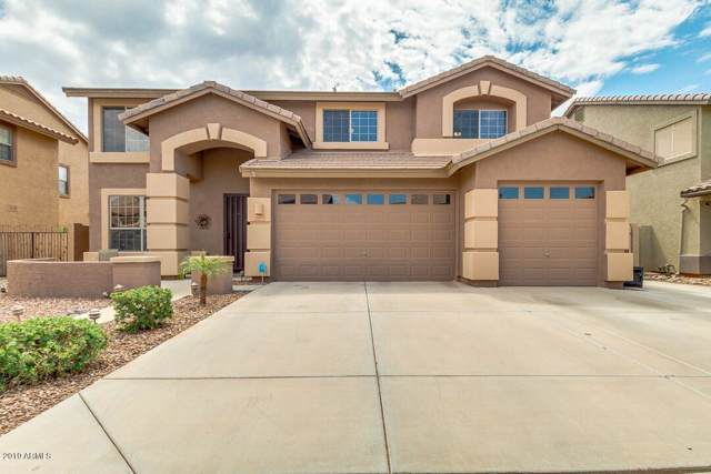 2697 E Teakwood Place, Chandler, AZ 85249 (MLS #5975902) :: The Daniel Montez Real Estate Group